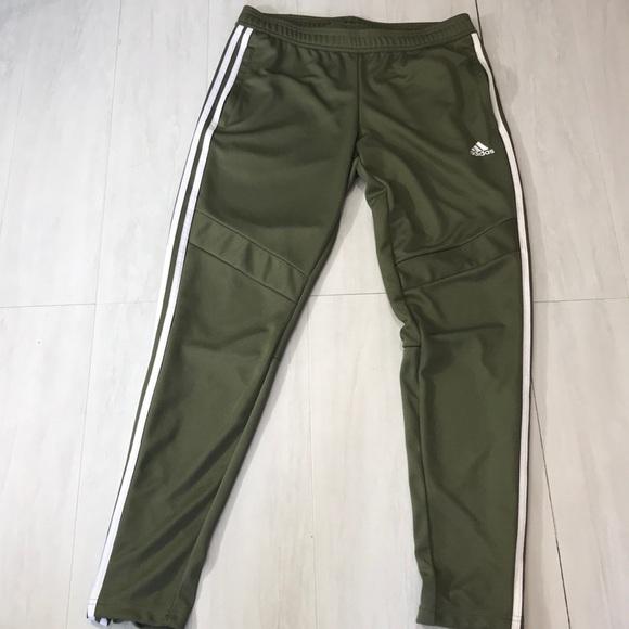 5892f4ce6c Adidas Tiro 19 Training pants, green, M